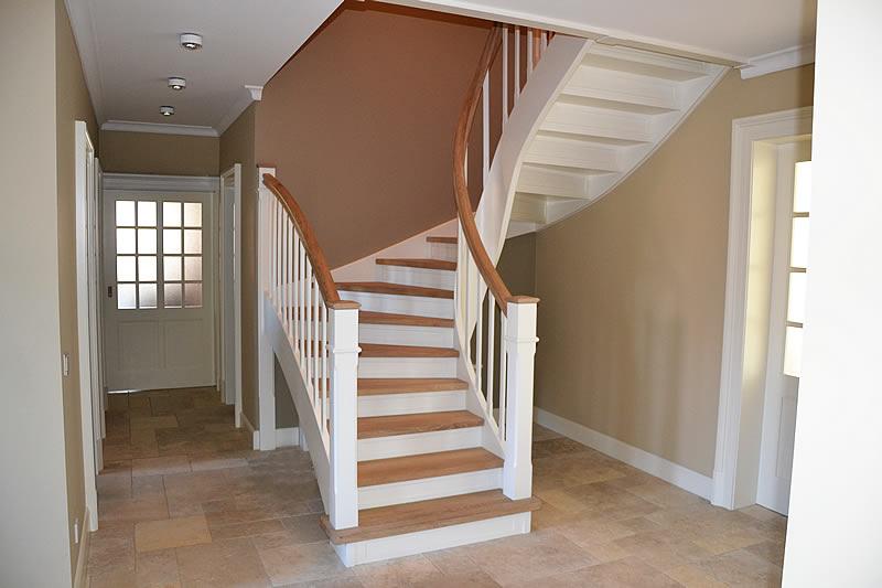 Treppe Holz Weiß holztreppen aus meisterhand vom tischler